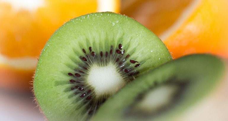 Kiwi Fruit Packs a Punch